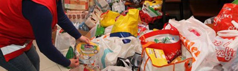 Božićna humanitarna akcija naše škole za socijalnu samoposlugu udruge Most