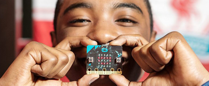 Micro:bit mikro računalo – postani programer