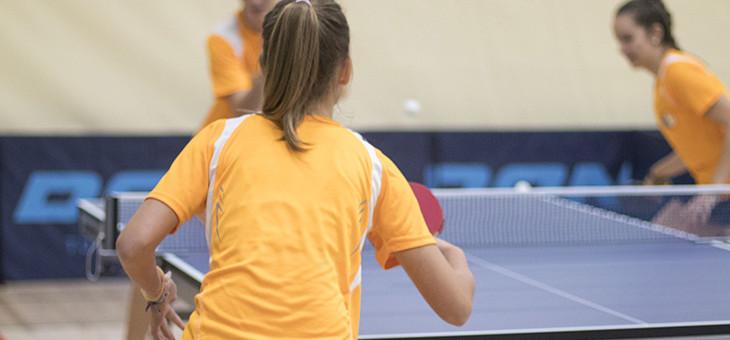2. mjesto na međuškolskom natjecanju u stolnom tenisu