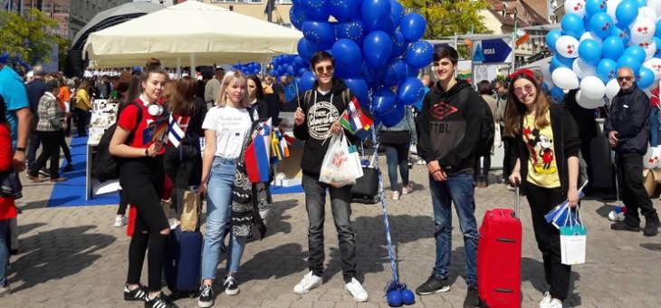 Druženje mladih ovajputglasam.eu u Zagrebu