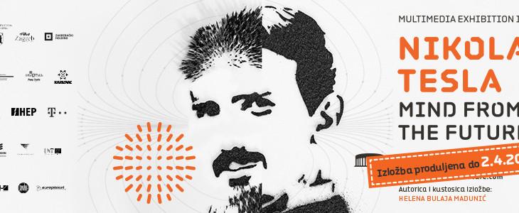 Posjet multimedijskoj izložbi Nikola Tesla – Mind from  the Future i Muzeju suvremene umjetnosti u Zagrebu