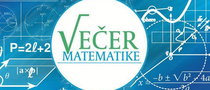 Zlatna večer matematike