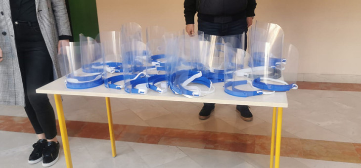 Donacija vizira Nastavnom zavodu za javno zdravstvo Splitsko-dalmatinske županije